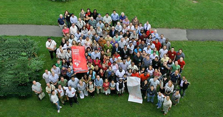 The 34th General Assembly in 2008 Montreal Canada