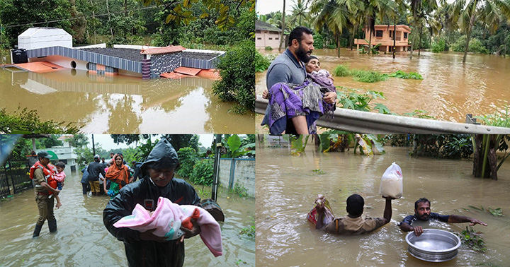 People in Kerala are in need of your help and solidarity